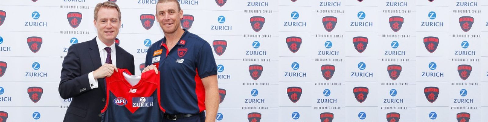 Zurich partners with Melbourne Football Club