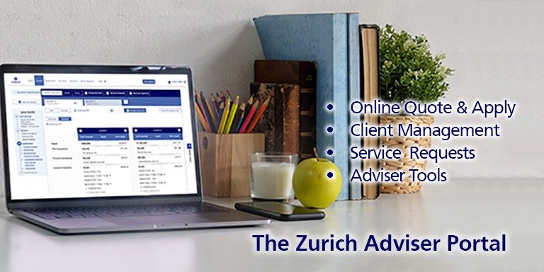 The Zurich Adviser Portal just got smarter and more seamless