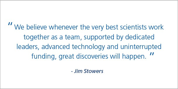 Jim Stowers quote